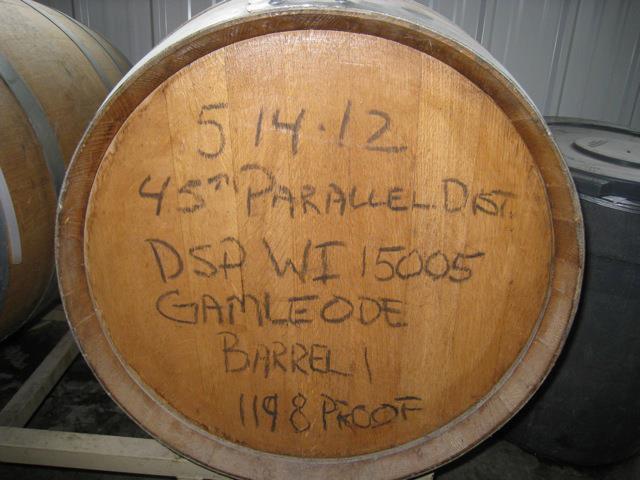 Gamle Ode Barrel