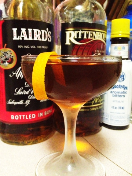 Lairds and Rittenhouse Manhattan