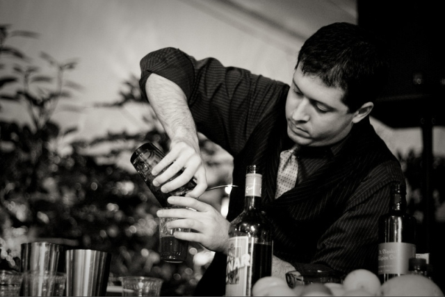 Jacob Grier iron bartender