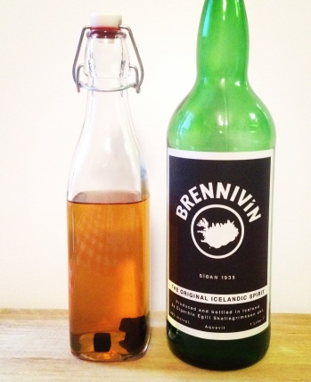 Brennivin and Infused