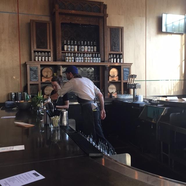 Bartender at Tattersall