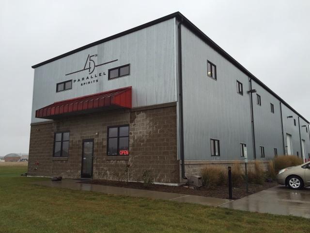 45th Parallel Distillery